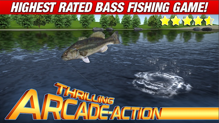 Master Bass Angler: Fishing screenshot-0