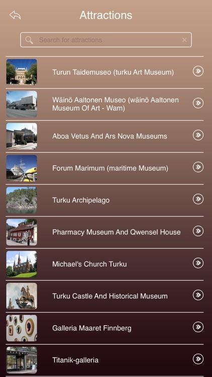 Turku Tourism Guide