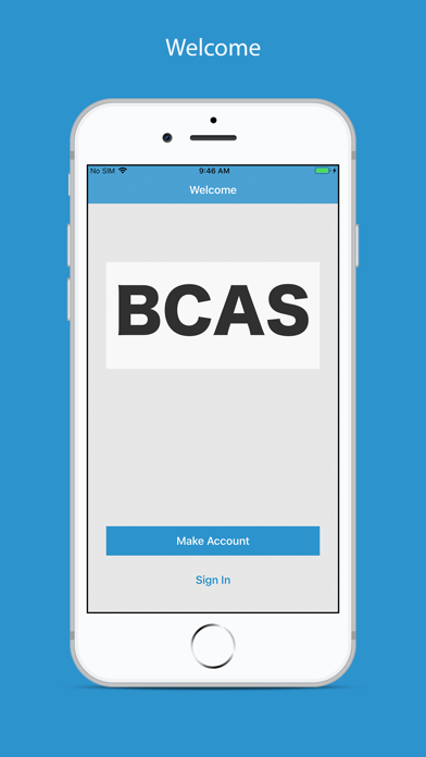 Screenshot for BCAS in Denmark App Store