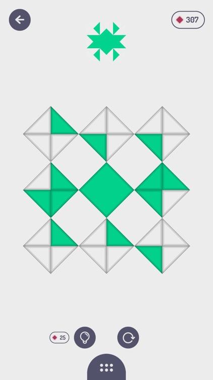Rotatic 2 : Unique Puzzle screenshot-3