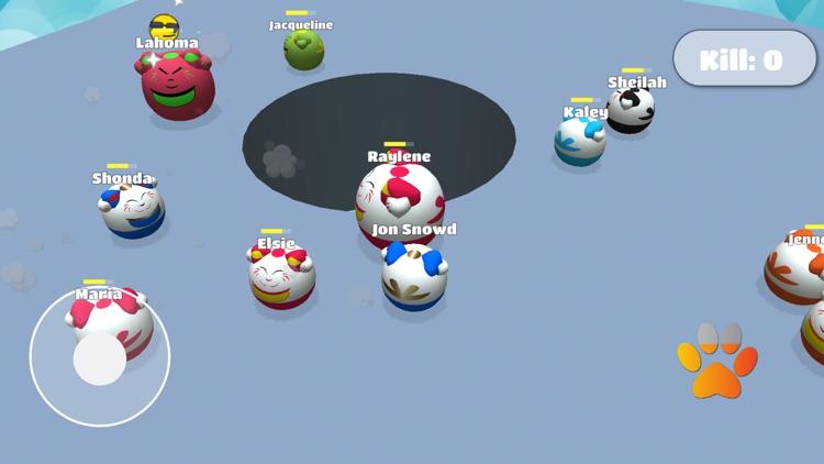 Meow.io - Cat Fighter screenshot-0