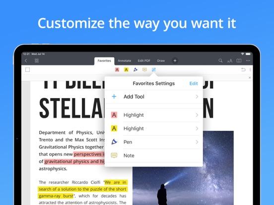 PDF Expert 7: PDF Editor Screenshot 3