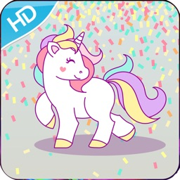 Rainbow Unicorn Wallpapers HD