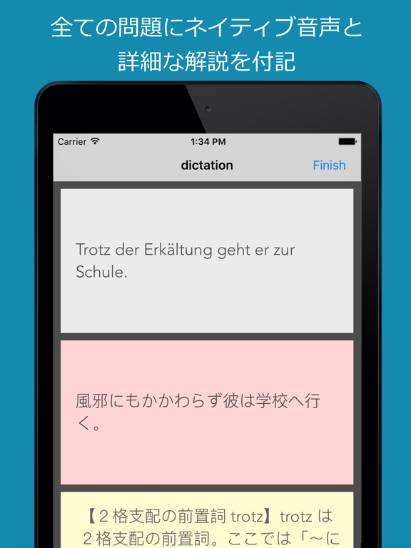 ドイツ語 文法 - ドイツ語検定・国際試験対応のおすすめ画像5