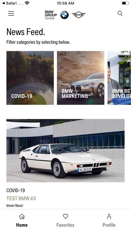 BMW Canada Retailer Direct screenshot-1