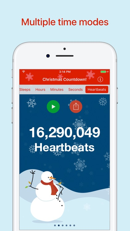 Christmas Countdown! screenshot-2