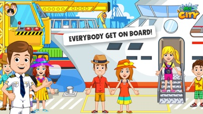 My City : Boat Adventures screenshot 2