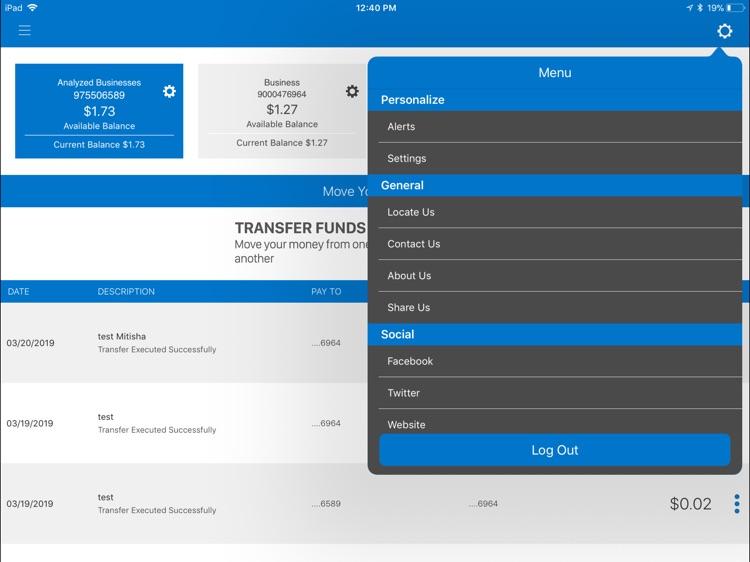 Penn Community Biz for iPad screenshot-3