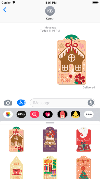 New Christmas Wishes | Apps | 148Apps