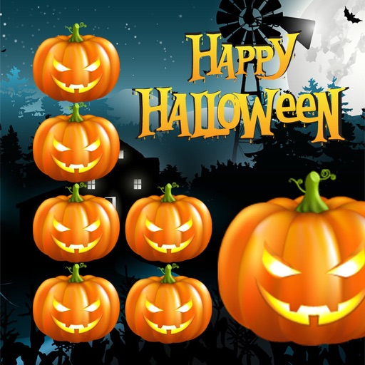 Happy Halloween Magic Pumpkin