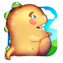 Cute dinosaurs games for kids