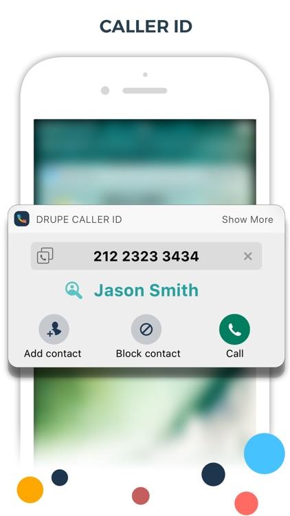 drupe - Caller ID & Dialer