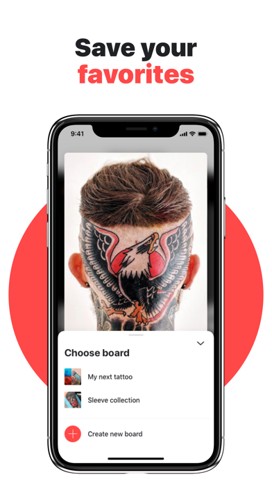 Tattoodo - Your Next Tattoo screenshot