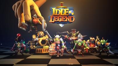 Idle Legend-3D Auto Battle RPGのおすすめ画像2
