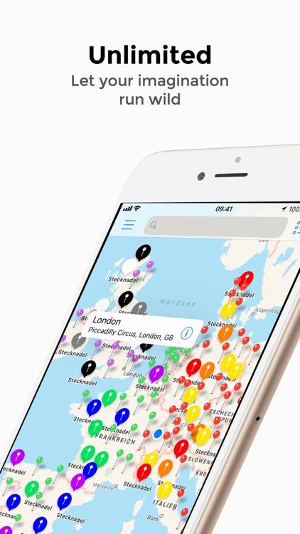 Pin365 - Your travel map screenshot-4