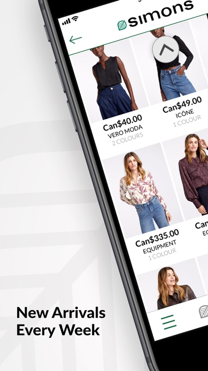 Simons - A Fashion Destination screenshot-4