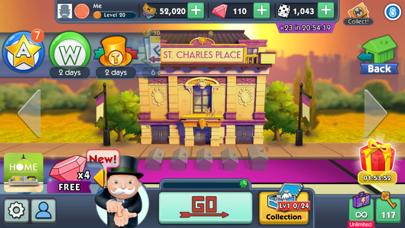 Screenshot of MONOPOLY Bingo!3