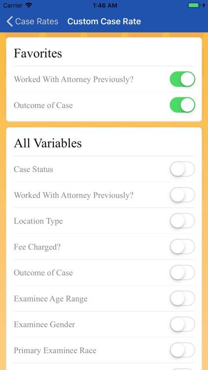 Case Rate screenshot-3