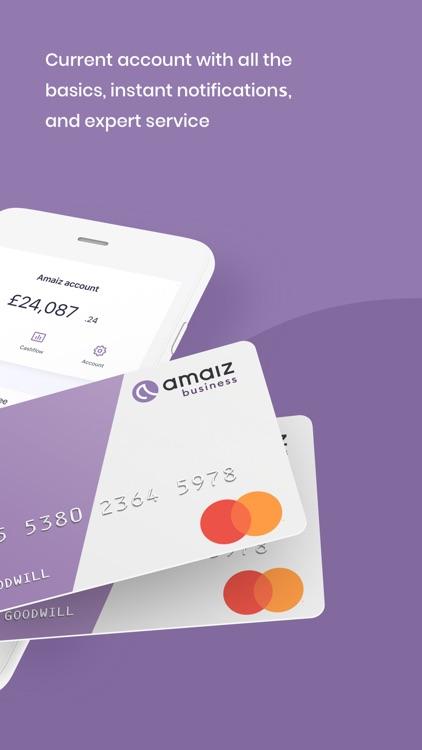 Amaiz – Smart business banking
