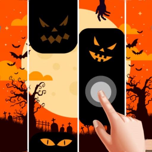 Piano Tap : Hallowen Challenge