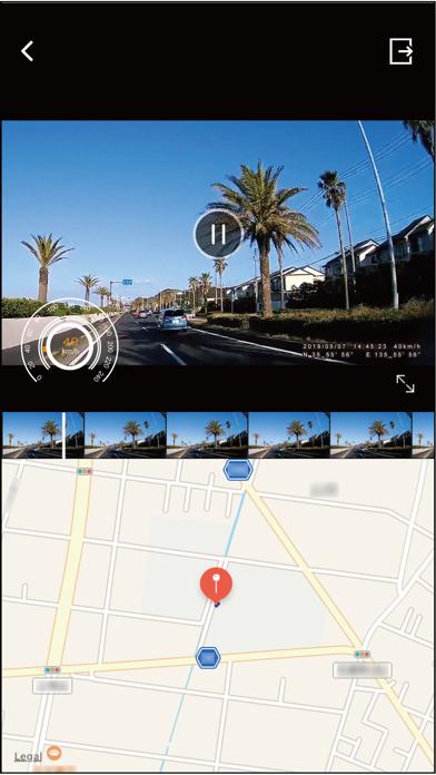 ドライブレコーダーリモートのおすすめ画像1