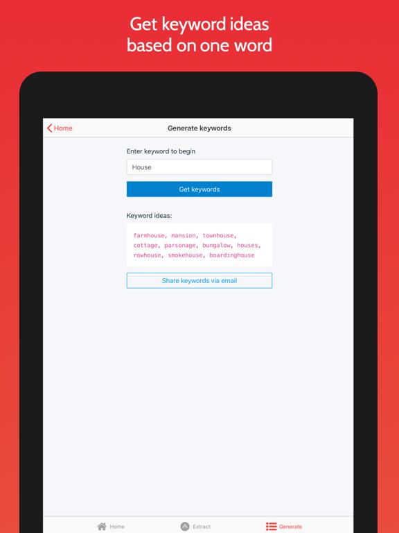 App Keyword Finder Tool | App Price Drops