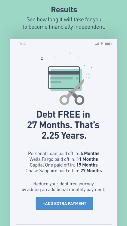 Debt Snowball Calculator