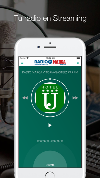 Radio Marca Vitoria screenshot two