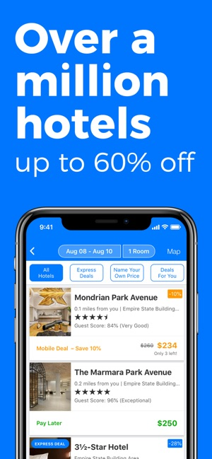 Priceline Travel - Book & Save on the App Store