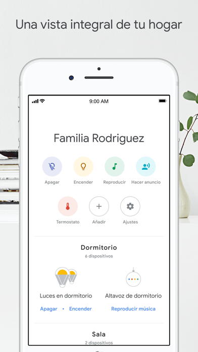 Screenshot for Google Home in Dominican Republic App Store