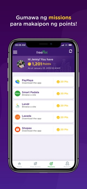 FreenetPH on the App Store