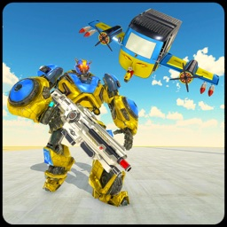 Flying Rickshaw Robot Wars