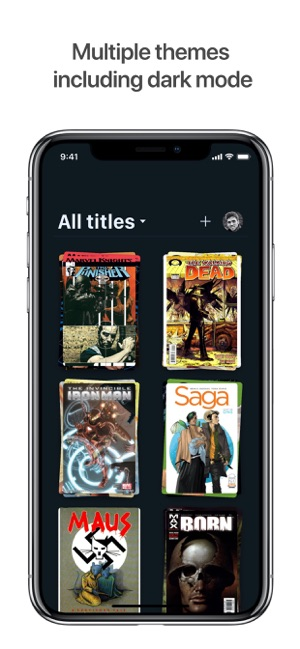 Panels - Comic Reader on the App Store