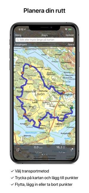 Karta Sverige Frankrike.Topo Gps Sverige I App Store