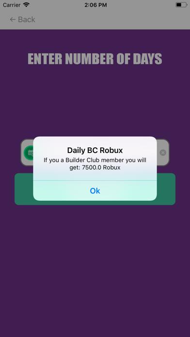 Daily Robux Calculator 苹果商店应用信息下载量 评论 排名情况 德普优化