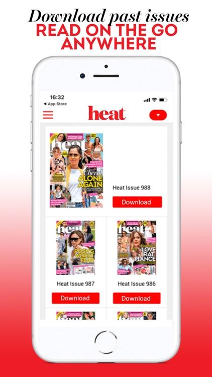 Heat: Celebrity News Magazine screenshot-6