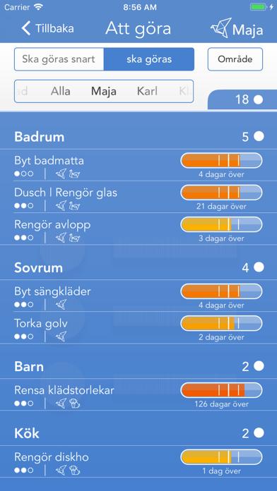 Screenshot for Tody in Sweden App Store
