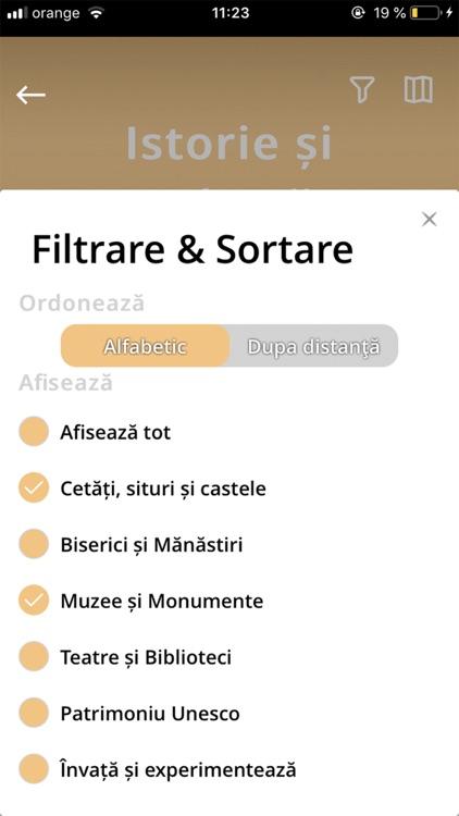 Discover Hunedoara screenshot-3