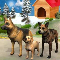 Dog Family Simulator 2019