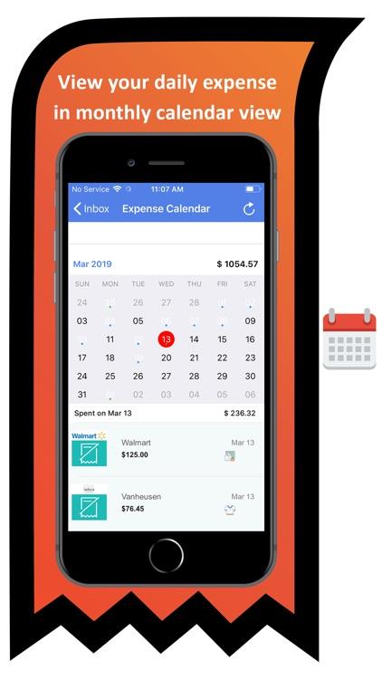 NumReceipt - Expense Manager screenshot-3
