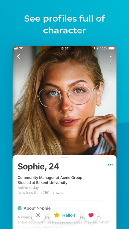 happn — Dating app