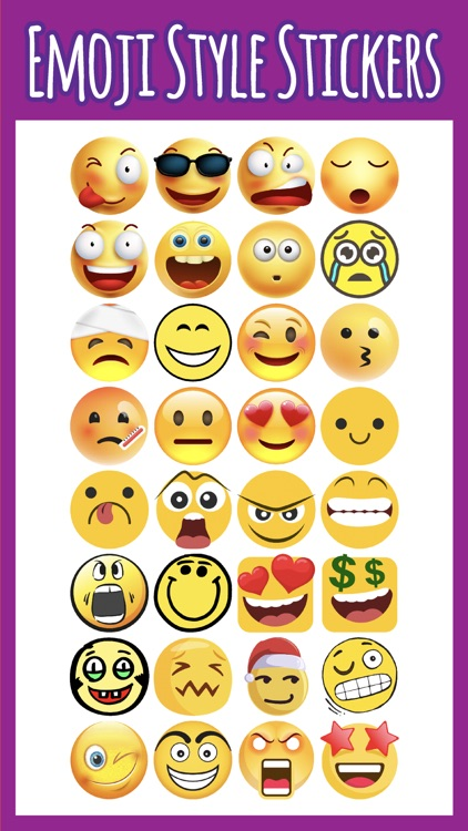 Stickers for All Messages App! screenshot-5