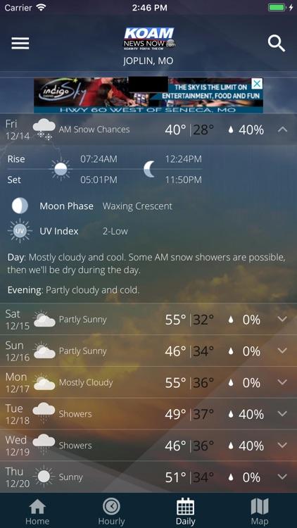KOAM Sky Watch Weather screenshot-4