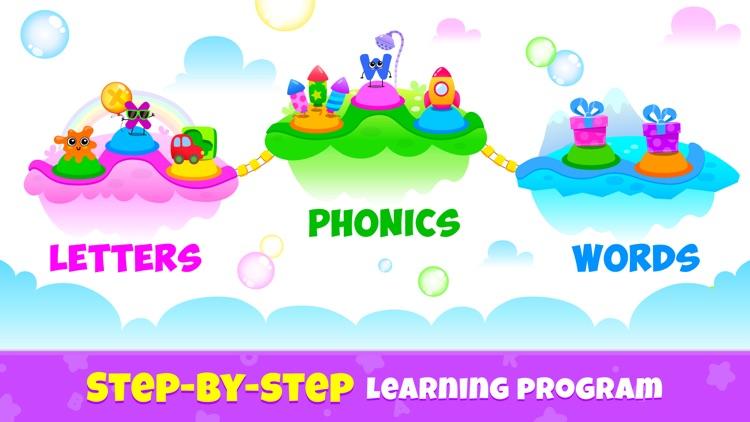 ABC Phonics & Games for Kids screenshot-7