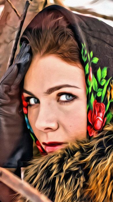Portrait Painter Screenshots