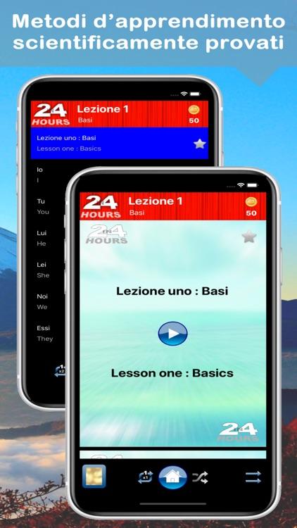 In 24 Ore Impara l'inglese screenshot-3