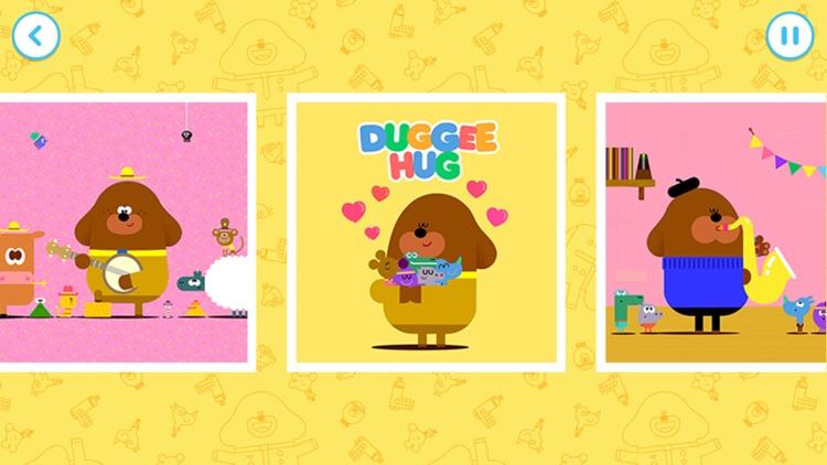 Hey Duggee Jigsaws screenshot-0