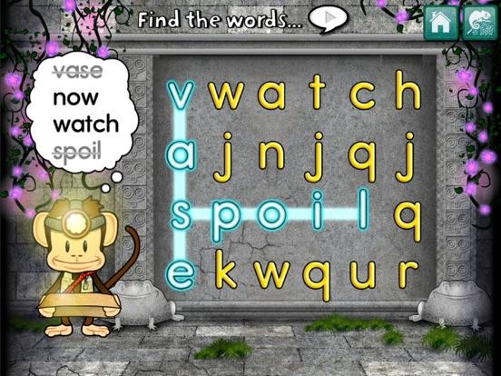 Monkey Word School Adventureのおすすめ画像1