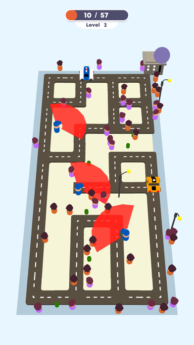 Taxi vs Cops screenshot 1
