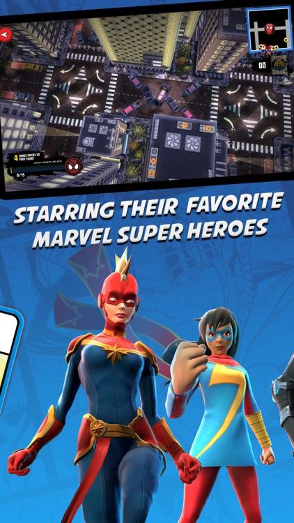 Marvel Hero Tales screenshot-3